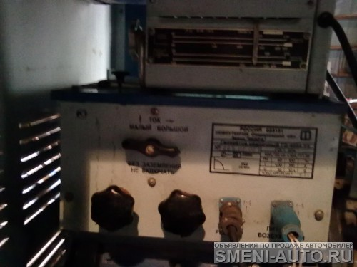 Продается прицеп ЭПСО САГ со сварочным агрегатом АДД-4004 ИУ1+ВГ, 2006г.